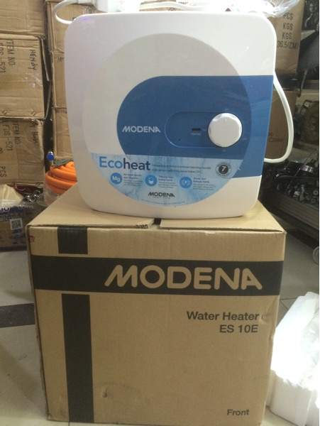 harga Water heater modena cubico es 10e 10 liter 250watt model ariston Tokopedia.com