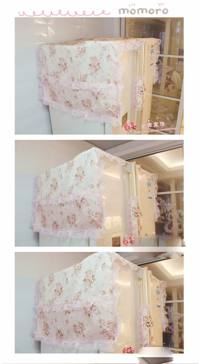 pink shabby chic furniture. interesting chic pink rose lace refrigerator cover shabby chic  baju kulkas vintage throughout shabby chic furniture
