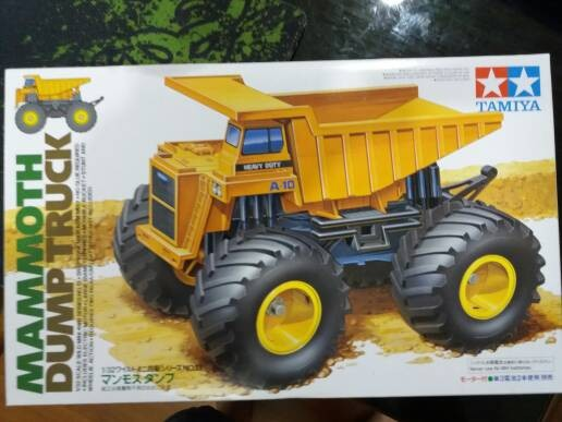 harga Monster truck mammoth tamiya Tokopedia.com