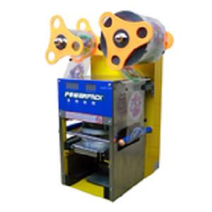 harga Automatic cup sealer powerpack/penyegel gelas plastik otomatis cs-zf07 Tokopedia.com