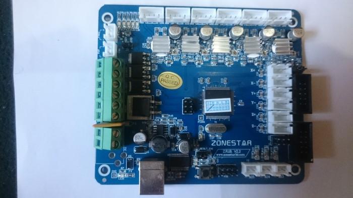 harga 3d printer mainboard zrib v1.1 (mks base) Tokopedia.com