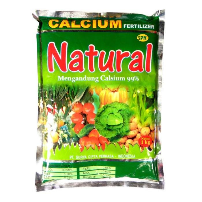 harga Pupuk calsium natural  1kg Tokopedia.com
