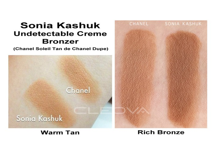 Undetectable Crème Bronzer by sonia kashuk #5
