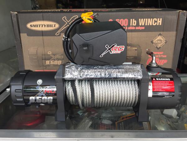 harga Winch smitty bilt xrc 9500 lbs hi speed Tokopedia.com