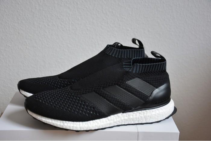 adidas ace 16 purecontrol ultra boost black