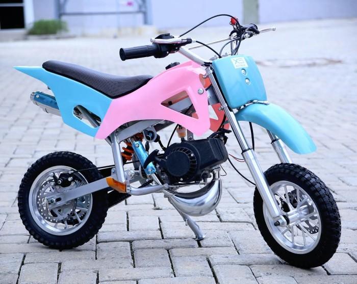 Jual Motor Mini Trail 50cc Mesin 2 Tak Motor Anak Motor Promo Paling