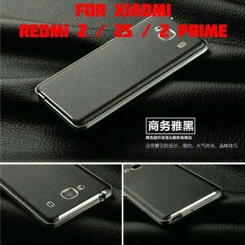 XIAOMI REDMI 2 / 2S / 2 PRIME LEATHER BACK CASE COVER SLIM ARMO
