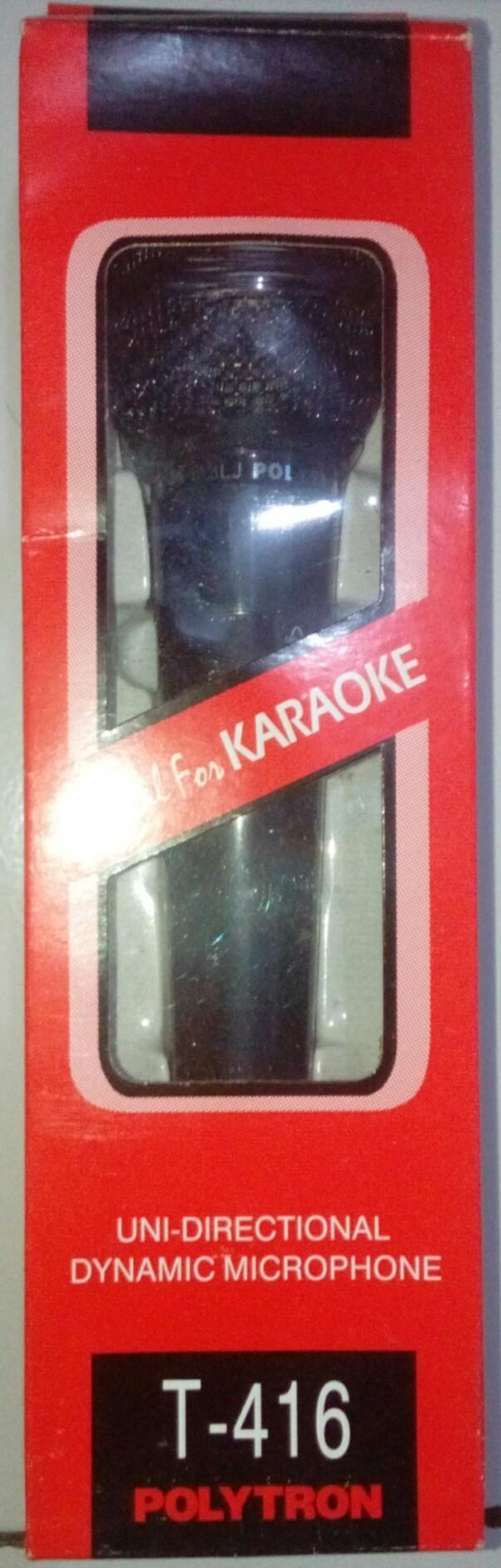 harga Polytron microphone for karaoke Tokopedia.com