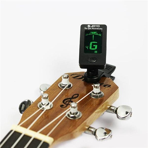 harga Gitar Tuner Joyo Clip-on Digital Chromatic / Bass / Ukulele Dll Tokopedia.com