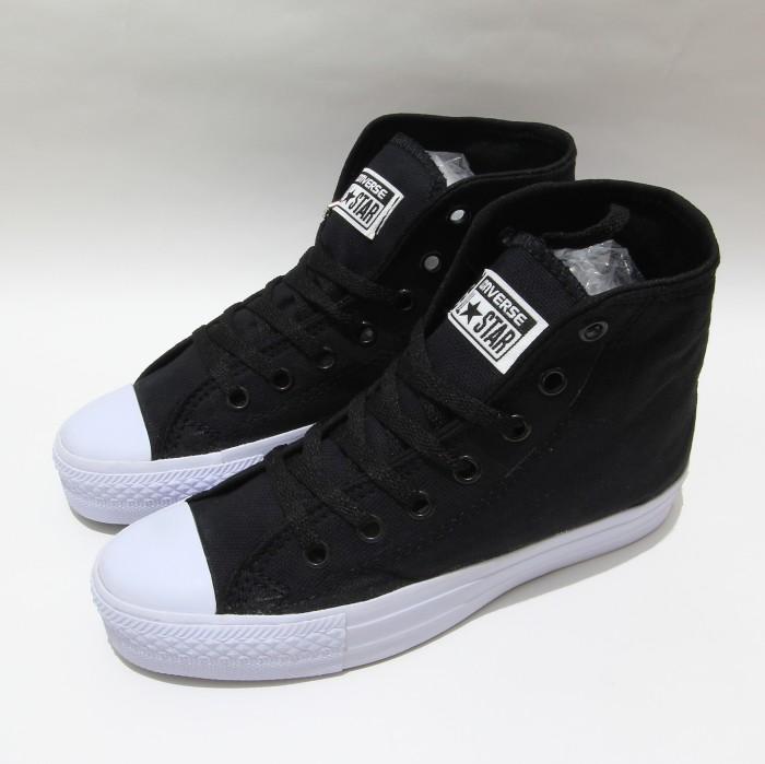 Jual Sepatu Converse Chuck Taylor II High Black Hitam Grade Ori ... bf8afda2bf