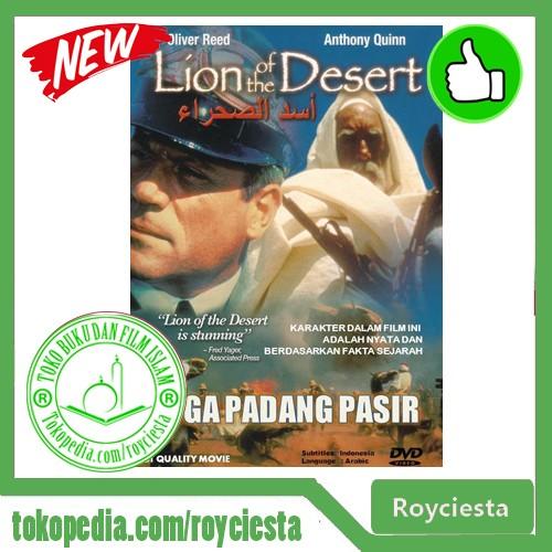 harga Dvd film islam original - lion of the desert (umar mukhtar) Tokopedia.com