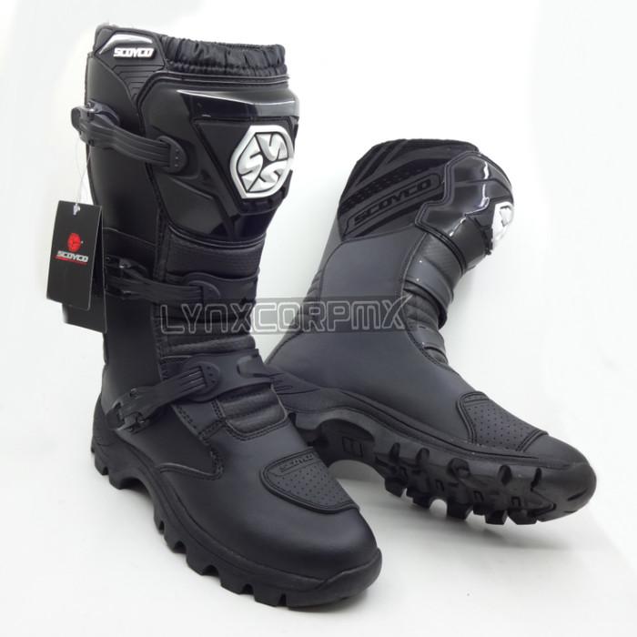 harga Sepatu scoyco adventure off-road motocross Tokopedia.com