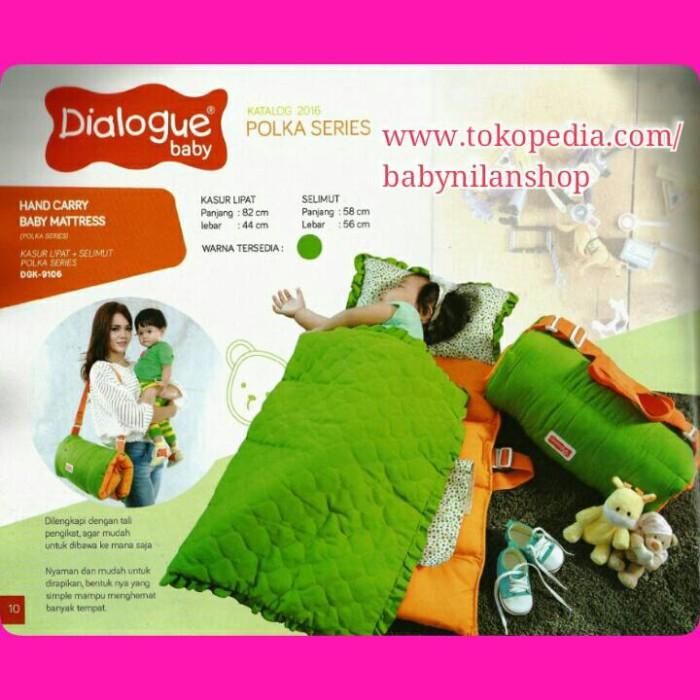 harga kasur bayi dialogue dgk 9106 Tokopedia.com