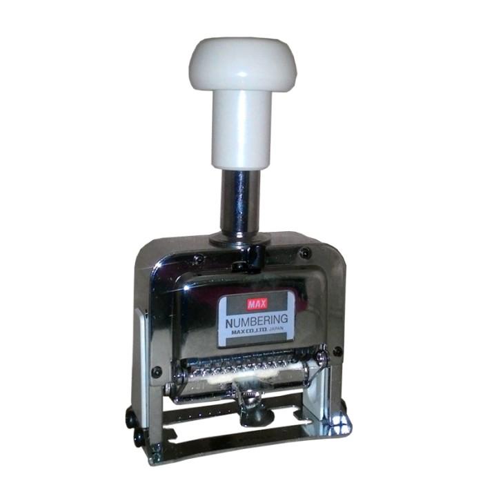 harga Max numbering machine 10 digits | max stempel nomor otomatis 10 digits Tokopedia.com