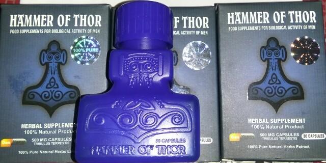 jual hammer of thor original italy dijamin 100 asli