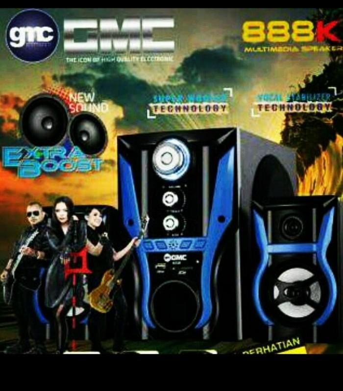 harga Speaker gmc 888k Tokopedia.com