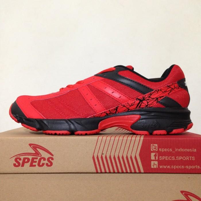 Jual Sepatu Running Lari Specs Vinson Massif Vision Red 200410 ... d16e635992
