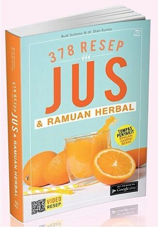 harga 378 resep jus & ramuan herbal Tokopedia.com