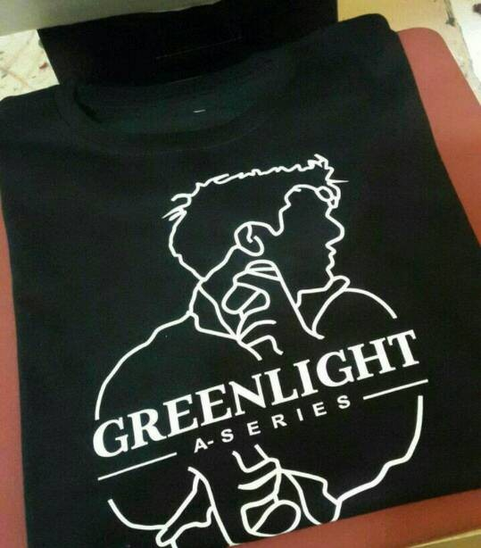TSHIRT GREENLIGHT , T SHIRT GREENLIGHT , BAJU , KAOS GREENLIGHT