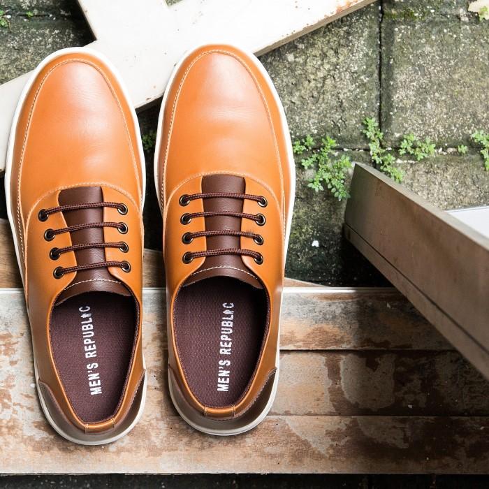 Jual Sepatu Men's Republic Canopus Casual-Tan (Sepatu Mens Republic) - Kota  Bandung - Gadgetcetera | Tokopedia