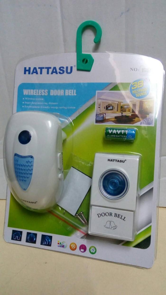 harga Bell  Pintu Wareless Tokopedia.com