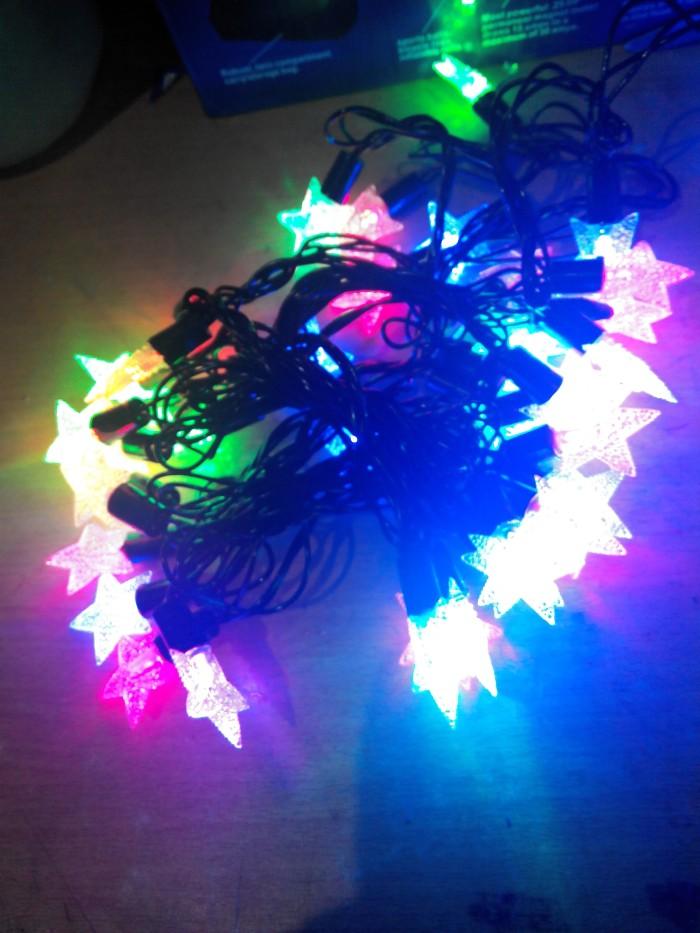Jual Lampu Bintang 40l Lampu Natal Lampu Dekorasi Pohon Natal