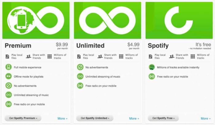 Spotify Premium Android 1 - Premium Android