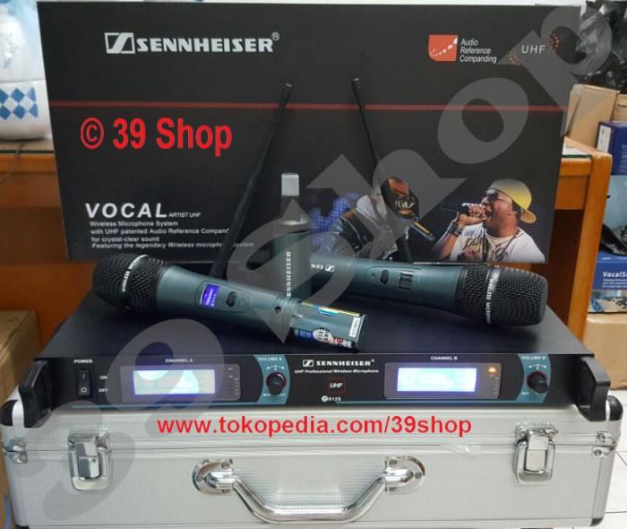 harga Mic Sennheiser Sn 912s/ E 912s/ E912s/ E 912 S Wireless Microphone Tokopedia.com
