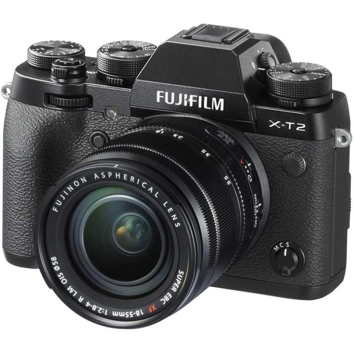 Foto Produk Fujifilm X-T2 Mirrorless Digital Camera with 18-55mm Lens dari SiskaFeli