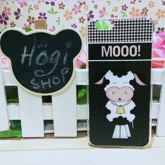 harga Iphone 6 / iphone 6s - softcase custom case casing sapi milk cow kd-23 Tokopedia.com