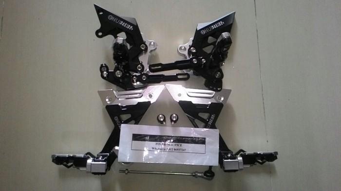 harga Footstep underbone nui set ninja 250 fi / z250 / ninja 250 r Tokopedia.com