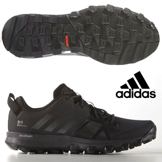 harga Adidas kanadia tr8 black running trail original Tokopedia.com