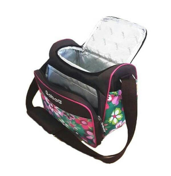 ... Tas cooler bag gabag sling flower
