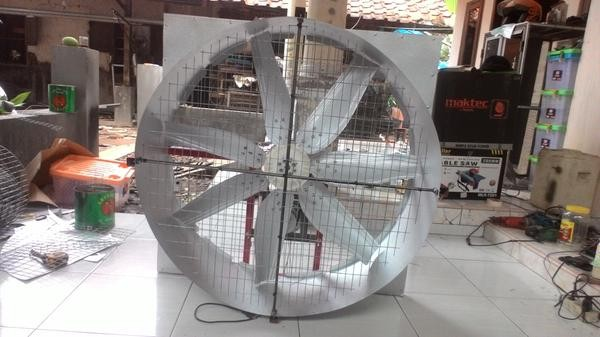 Jual Blower kandang ayam / exhaust fan kandang ayam close