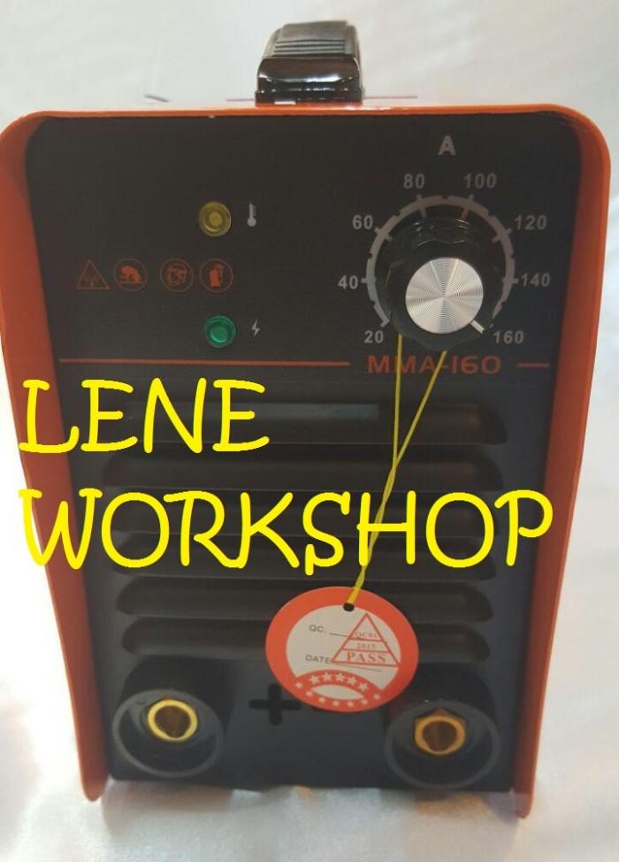 harga Mesin las inverter redbo mma 160 a low watt - mma 160a Tokopedia.com