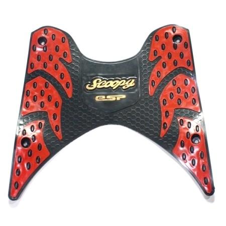 harga Karpet karet scoopy esp merah 2tone honda motor matic alas kaki murah Tokopedia.com