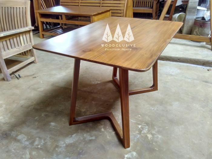 deko furniture. Meja Makan Deko Jati Furniture