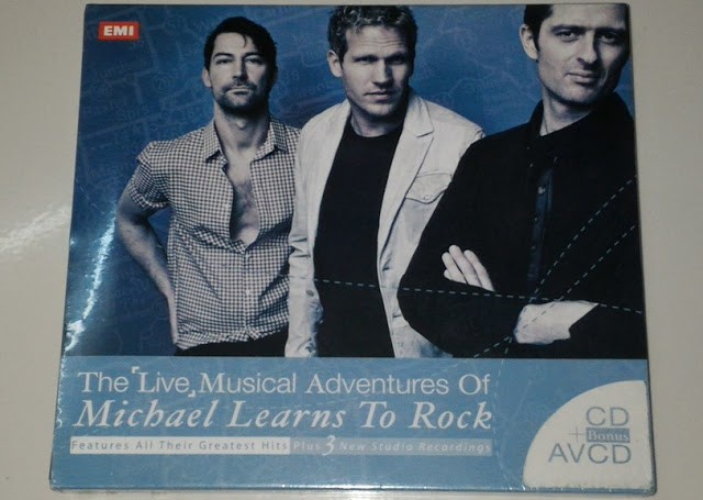 harga Cd michael learns to rock - the live musical adventures of mltr Tokopedia.com