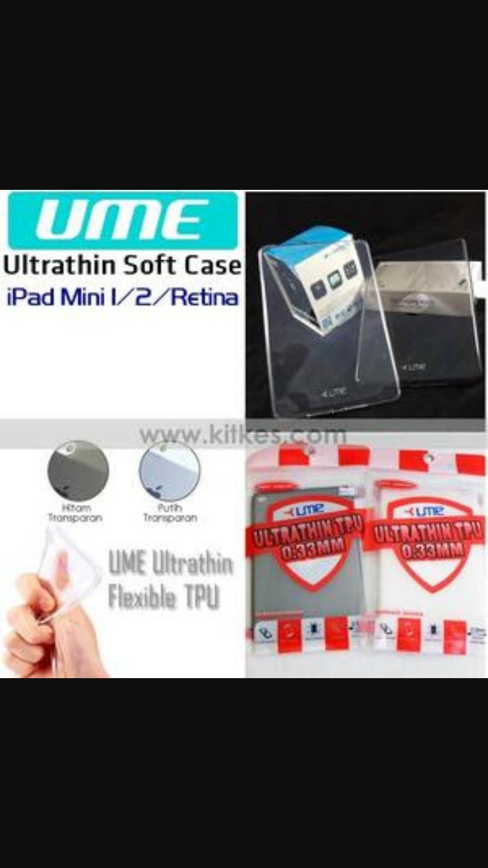 harga Ultrathin ipad mini 1/2/3 Tokopedia.com
