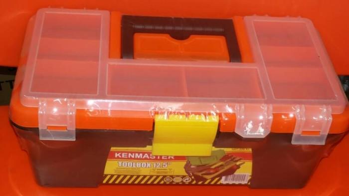 harga Toolbox mobil baut tool box kenmaster 12.5  / tempat perkakas, Tokopedia.com