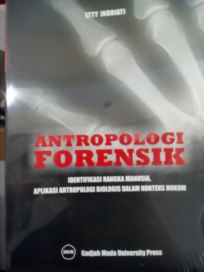 harga Antropologi forensik : identifikasi rangka manusia aplikasi Tokopedia.com
