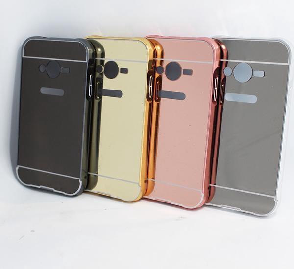 Samsung Galaxy V G313 / Galaxy V Plus Aluminium Metal Bumper Mirror