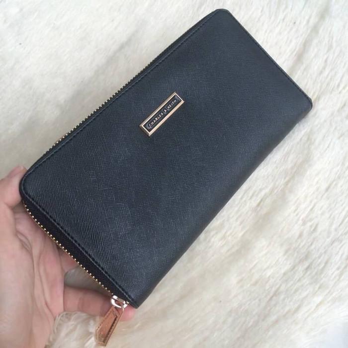 Foto Produk Tas Wanita | Tas Branded | Tas cewek | CK zip Wallet - Hitam dari sopaybags