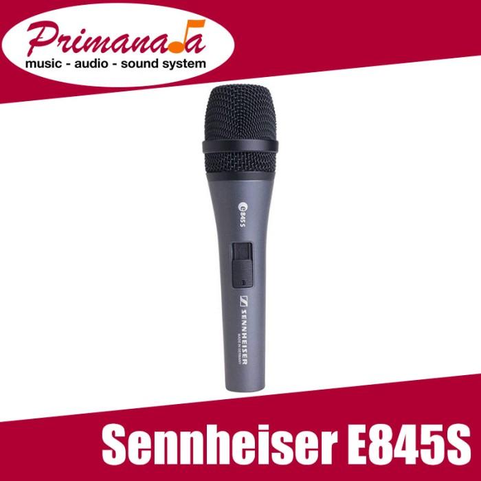 harga Sennheiser e845s / e 845 s / e845 s / e 845s / e845-s cable microphone Tokopedia.com