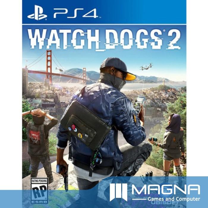 harga Ps4 game - watch dogs 2 Tokopedia.com