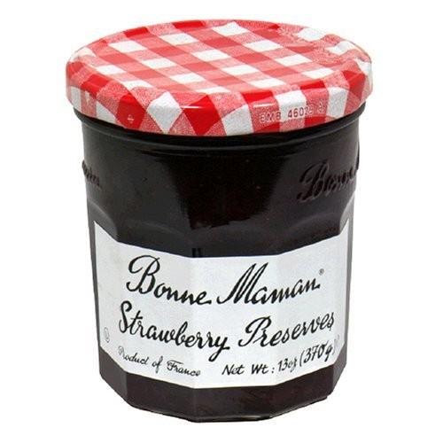 harga Bonne maman strawberry jam selai stroberi olesan roti import perancis Tokopedia.com