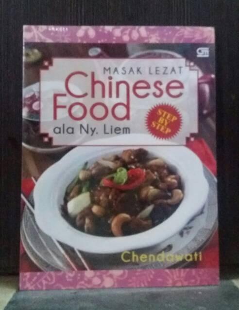 harga Masak lezat chinese food ala ny. liem Tokopedia.com