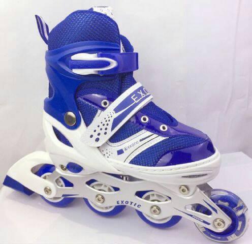 Jual sepatu roda anak EXOTIC ROLLER BLADE (harga distributor ... a5da79fff4