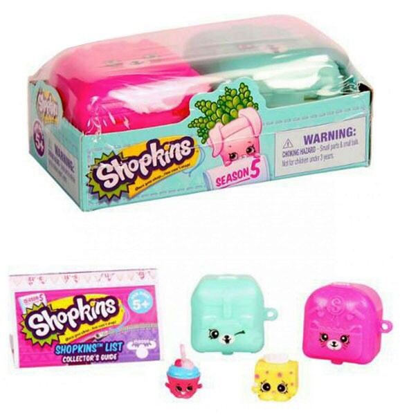 Jual Shopkins Season 5 1 box isi 30 - Cherish Stores  be4c496e6e