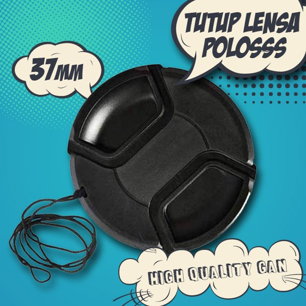 harga Tutup lensa polos 37mm lens cap sony pentax lumix canon nikon Tokopedia.com